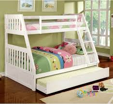 home extraordinary full bunk bed with trundle 12 white twin over single over full bunk bed