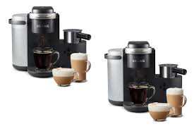 With 4 settings, a 60 oz. The Keurig K Cafe Latte And Cappuccino Maker Is 30 Off At Amazon People Com