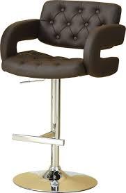 coaster fine furniture  adjustable bar stool