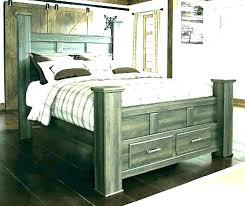 white wooden king size bed frame – fundacionaccionmotora.org
