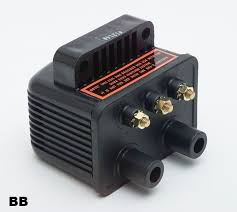 single fire ignition electrical components dynatek twin fire ii harley davidson single fire ignition coil 3 0 ohms dc6 5