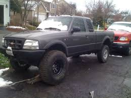 1994 Ford Ranger Tire Size Chart Can I Fit 36 Or 35 Inch Tires On My Ford Ranger With A 5