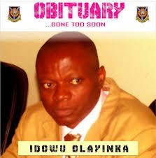 Image result for idowu olayinka