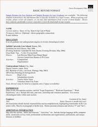 30 Bullet Style Resume 2018 Best Resume Templates