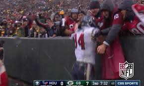 By Giphy Griffin Slap Butt On - Share Ryan Nfl Gif Find amp;