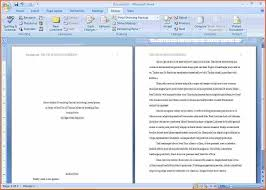 How To Write An Apa Style Paper How To Write A Paper In Apa Format Magdalene Project Org