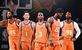 The phoenix suns are an american professional basketball team based in phoenix, arizona. How The Phoenix Suns Became An Absolute Force