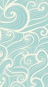 Pattern Wallpaper Iphone Magnificent Iphone Wallpaper Blue Waves IPhone Pattern Wallpapers Mobile48