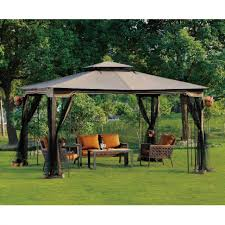 ... Large Size of Outdoor:fascinating Screened Gazebo Tent Q Outdoor  Charming Screened Gazebo Tent Clearance ...