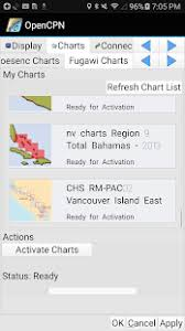Canadian Charts For Opencpn Fugawi Charts Plugin For Opencpn For Android Free Download