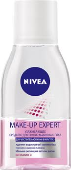 <b>Средство для удаления макияжа</b> с глаз NIVEA Make-up expert ...