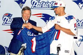 OTA - Off Topic Activities: #88 - Terry Glenn Edition - Pats Pulpit