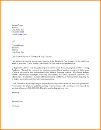 Entry Level Administrative Assistant Cover Letters Medical Assistant Cover Letter Free Examples Samples Http