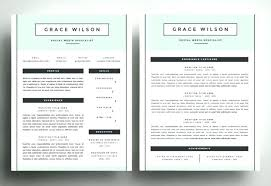 2 Page Resume Template Gorgeous 48 Page Resume Format New Resume Template Examples 48 48 Page Resume