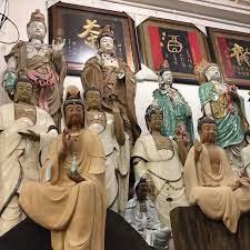 ร้านส.เจริญปีนัง - ตุ๊กตาจีน เทพเจ้าจีน ของมงคล เสริมดวง เสริมฮวงจุ้ย @ตลาดปีนัง  คลองเตย