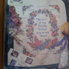 Dimensions Lighthouse Cove Quilt Kit St&ed Cross Stitch   Cross ... & Dimensions Stamped Cross Stitch Kit Family Love Quilt by Teresa Dower 3197  MIP Adamdwight.com