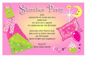 free sleepover invitation templates beautiful free birthday sleepover invitation templates www pantry