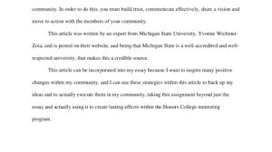 honors cohort iii seelio annotated bibliography