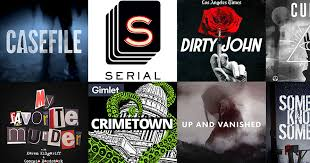 True Crime Podcast Charts 52 Of The Best True Crime Podcasts