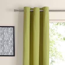 Colours Zen Eyelet Curtains (W)1.67m (L)1.83m | Departments