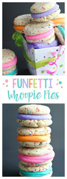 Easy Funfetti Cookies From A Cake Mix Ultimate Diy Board