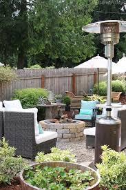 my backyard tour pea l patios