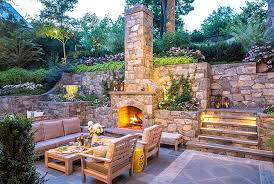 freestanding outdoor fireplace free standing wood ideas with chimney