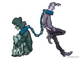 Resultado de imagen de dependencia emocional en caricatura