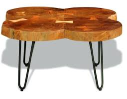 solid wood side table leick furniture boa collection solid wood round side end table solid wood