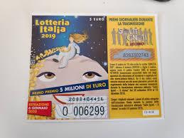 I vincitori della Lotteria Italia... per un attimo c'abbiamo ...