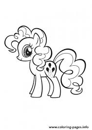 Small Picture my little pony pinkie pie Coloring pages Printable