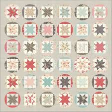 29 best 3 sisters moda images on Pinterest | Quilt block patterns ... & Rosie's Quilt Company pattern featuring Poetry by 3 sisters Adamdwight.com