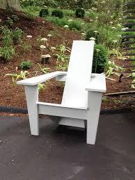 Beautiful Modern Adirondack Chairs Mid Century Modern Adirondack Chair  Jardinique Classic Outdoor