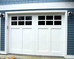 swinging garage doors homemade swinging garage doors dual swing garage door opener
