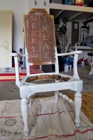Knock Off No Sew Dining Chairs - Bless\u0027er House
