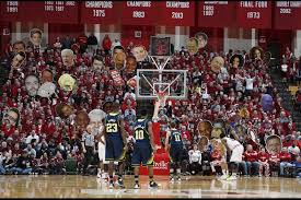 Ranking The Big Ten Basketball Arenas Chicago Tribune