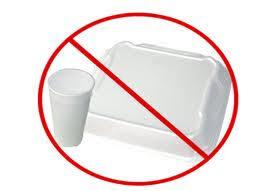 Hasil gambar untuk kotak makanan dari Styrofoam