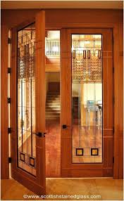 contemporary french doors interior a looking for stained glass door panels inspired by frank with screens