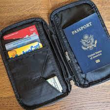 Passport safe secure teen