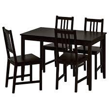 Ikea Essgruppe Tisch Weiss Ingatorp Esstisch Streichen Gebraucht