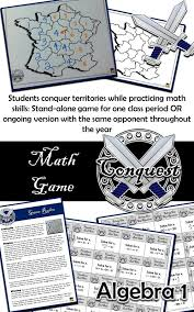 solving equations one step and multi step equations practice review with a unique game this risk taking strategy game of conquering territories