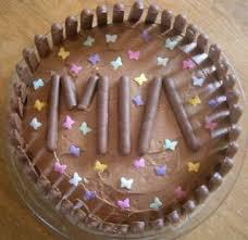 Chocolate Finger Cake Recipe All Recipes Uk