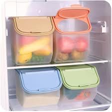 Plastic Kitchen Food Cereal Grain Bean <b>Rice Storage Container</b> Box ...