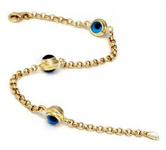 gold evil eye charm bracelet gives protection brings good luck gold evil eye necklace house decorating