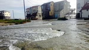 More Flooding Hits North Topsail Beach At High Tide
