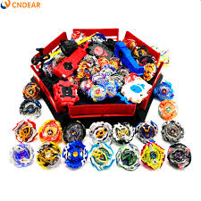 Hot style 8pcs <b>Beyblade</b> Burst Toys Arena Set Sale <b>spin top Metal</b> ...