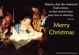 Religious Christmas Quotes Impressive Religious Christian Christmas Quotes And Sayings For Spirituality