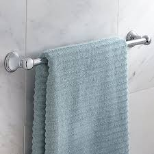 towel bar with towel.  Towel Ashbee 24 Inch Towel Bar Throughout With