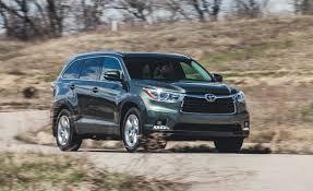 2014 Toyota Highlander AWD V-6 Test | Review | Car and Driver
