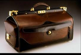 original doctor bags leather